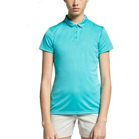 ナイキ Nike レディース ゴルフ トップス【dry short sleeve golf polo】Cabana