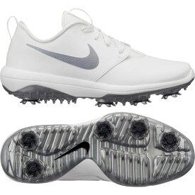 ナイキ Nike レディース ゴルフ シューズ・靴【roshe g tour golf shoes】White/Silver