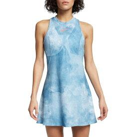 ナイキ Nike レディース テニス トップス【Maria Dri-FIT Tennis Dress】Navy