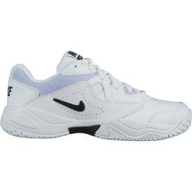 ナイキ Nike レディース テニス シューズ・靴【court lite 2 tennis shoes】White/Black/Purple