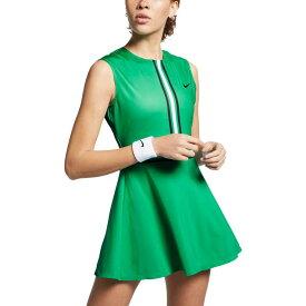 ナイキ Nike レディース テニス トップス【Court Dri-FIT Tennis Dress】Green