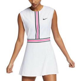 ナイキ Nike レディース テニス トップス【Court Dri-FIT Tennis Dress】White