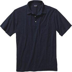 パタゴニア Patagonia メンズ ポロシャツ トップス【squeaky clean polo shirt】NAVY