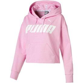 プーマ PUMA レディース パーカー トップス【modern sports hoodie】Pale Pink