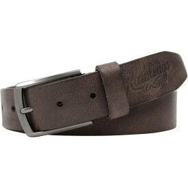 ローリングス Rawlings ユニセックス ベルト 【35mm twisted buff leather belt】Brown