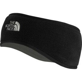 ザ ノースフェイス The North Face メンズ ヘアアクセサリー【TNF Standard Issue Ear Gear Headband】TNF Black/Asphalt Grey