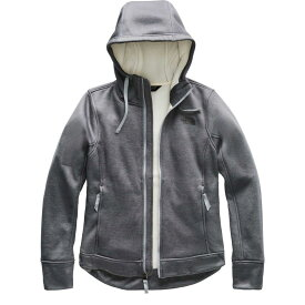 ザ ノースフェイス The North Face レディース トップス パーカー【Mattea Full-Zip Fleece Hoodie】Tnf Medium Grey Heather