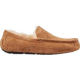 アグ UGG メンズ シューズ・靴 スリッパ【Australia Ascot Slippers】Chestnut