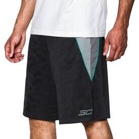 アンダーアーマー Under Armour メンズ バスケットボール ショートパンツ ボトムス・パンツ【sc30 spearhead 11'' basketball shorts】Black/Graphite/Aluminum