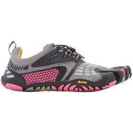 ビブラム Vibram レディース フィットネス・トレーニング シューズ・靴【kmd sport ls training shoes】Grey/Black/Pink