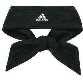 アディダス adidas レディース ヘアアクセサリー【Solid Tie Headband】Black