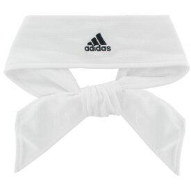 アディダス adidas レディース ヘアアクセサリー【Solid Tie Headband】White