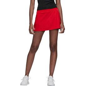 アディダス adidas レディース テニス スカート ボトムス・パンツ【club tennis skirt】Scarlet