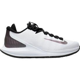 ナイキ Nike レディース テニス シューズ・靴【Court Air Zoom Zero Tennis Shoes】White/Black/Purple