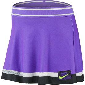 ナイキ Nike レディース テニス ボトムス・パンツ【Court Slam Tennis Skirt】Psychic Purple/Black