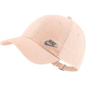 ナイキ Nike レディース 帽子【Sportswear Heritage86 Hat】Echo Pink/Cool Grey