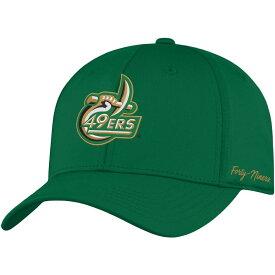 トップオブザワールド Top of the World メンズ 帽子 キャップ【Charlotte 49ers Green Phenom 1Fit Flex Hat】