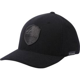 コロンビア Columbia メンズ 帽子【Lodge Hat】Black/Black Patch