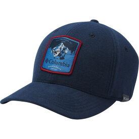 コロンビア Columbia メンズ 帽子【Lodge Hat】Collg Navy/Mtn Badge