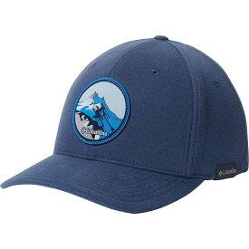 コロンビア Columbia メンズ 帽子【Lodge Hat】Dark Mtn/Circle Patch