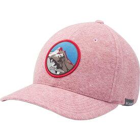 コロンビア Columbia メンズ 帽子【Lodge Hat】Red Jspr Hthr/Circle Ptch