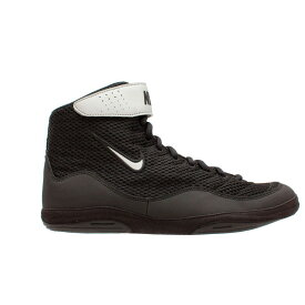 ナイキ Nike メンズ レスリング シューズ・靴【Inflict 3 Wrestling Shoes】Black/Silver