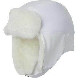 コロンビア Columbia メンズ 帽子【Winter Challenger Trapper】White