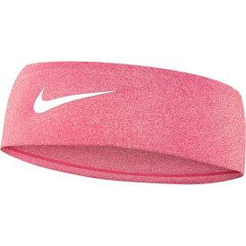 ナイキ Nike レディース ヘアアクセサリー ヘッドバンド【Heatherized Fury Headband】Ember Glow/Wolf Grey