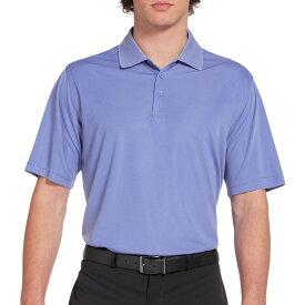 スラセンジャー Slazenger メンズ ゴルフ ポロシャツ トップス【Core Golf Polo】Iris Purple