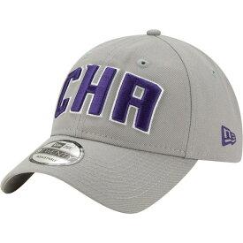 ニューエラ New Era メンズ キャップ 帽子【Charlotte Hornets 9Twenty City Edition Adjustable Hat】