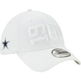 ニューエラ New Era メンズ キャップ 帽子【Dallas Cowboys Sideline Color Rush 39Thirty Stretch Fit Hat】