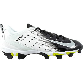 ナイキ Nike メンズ アメリカンフットボール スパイク シューズ・靴【Vapor Shark 3 Football Cleats】White/Black