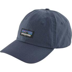 パタゴニア Patagonia メンズ 帽子 【P-6 Label Trad Cap】Dolomite Blue