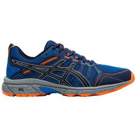 アシックス ASICS メンズ ランニング・ウォーキング シューズ・靴【GEL-Venture 7 Trail Running Shoes】Blue/Grey
