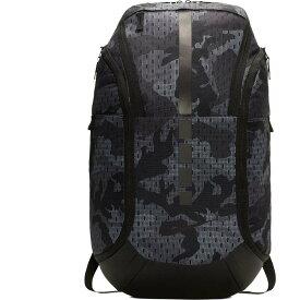 ナイキ Nike ユニセックス バスケットボール バックパック・リュック【Hoops Elite Pro Camo Basketball Backpack】Thunder Grey/Gunsmoke