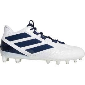 アディダス adidas メンズ アメリカンフットボール スパイク シューズ・靴【Freak Carbon Football Cleats】White/Navy