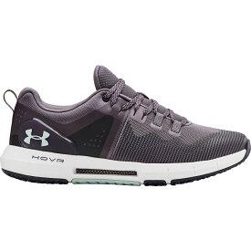 アンダーアーマー Under Armour レディース フィットネス・トレーニング シューズ・靴【HOVR Rise Training Shoes】Purple/Grey/White