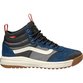 ヴァンズ Vans メンズ シューズ・靴 【Ultrarange HI DL MTE Shoes】Navy/Blue