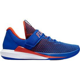 ナイキ ジョーダン Jordan メンズ バスケットボール シューズ・靴【Trainer 3 Florida Training Shoes】Blue/Orange