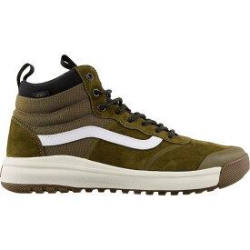 ヴァンズ Vans メンズ シューズ・靴 【Ultrarange HI DL MTE Shoes】Olive Green