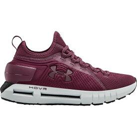 アンダーアーマー Under Armour レディース ランニング・ウォーキング シューズ・靴【HOVR Phantom SE Running Shoes】Purple/Grey
