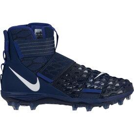 ナイキ Nike メンズ アメリカンフットボール スパイク シューズ・靴【Force Savage Elite 2 Football Cleats】Navy/White
