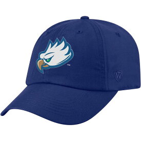 トップオブザワールド Top of the World メンズ キャップ 帽子【Florida Gulf Coast Eagles Cobalt Blue Staple Adjustable Hat】