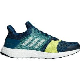 アディダス adidas メンズ ランニング・ウォーキング シューズ・靴【Ultraboost ST Running Shoes】Navy/Yellow