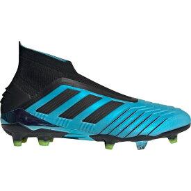 アディダス adidas メンズ サッカー スパイク シューズ・靴【Predator 19+ FG Soccer Cleats】Blue/Black
