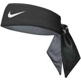 ナイキ Nike ユニセックス ヘアアクセサリー ヘッドタイ【Cooling Head Tie】Black/White