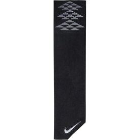 ナイキ Nike ユニセックス アメリカンフットボール タオル【Vapor Football Towel】Black/White