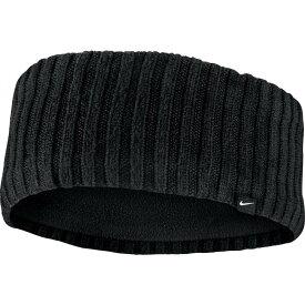 ナイキ Nike レディース ヘアアクセサリー ヘッドバンド【Knit Wide Headband】Black