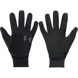 アンダーアーマー Under Armour メンズ 手袋・グローブ 【Armour Liner Gloves 2.0】Academy/Royal