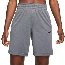 ナイキ Nike レディース バスケットボール ドライフィット ショートパンツ ボトムス・パンツ【Dri-FIT Basketball Shorts】Dark Grey/Wolf Grey